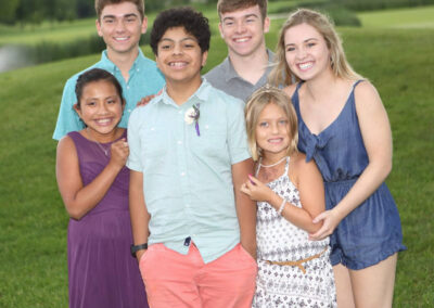Dr.Kristen Dall Winther family